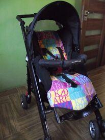 Maxi Cosi Lolla up stroller/pram, kid art, rrp350