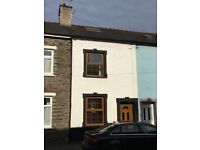 2-Bed terraced house to rent in Machynlleth