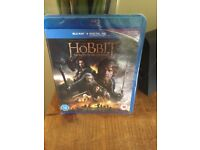 Hobbit Battle of the Five Armies Blu Ray