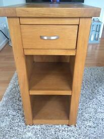 Table - excellent condition. RRP £110