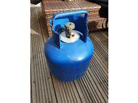 4.5kg gas bottle ( empty)