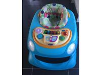 Chicco Baby Toddlers Walker Blue
