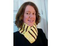 Neck warmer / scarf / collar