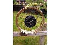 Yamaha TDR250 Rear Wheel.