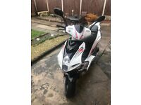 AJS Firefox scooter 50cc 2015