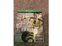 Fifa 17 , Xbox one , sell or swap.