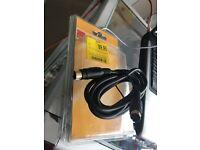 S-VHS CABLE 1.5M S-VHS PLUG /PLUG