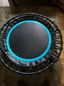 Fitness trampoline bellicon style for only £50.
