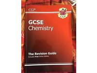 GCSE chemistry revision guide for sale