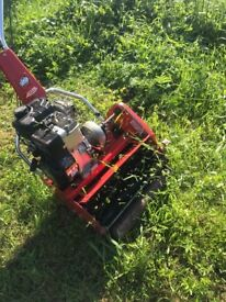 45 rover mower