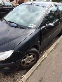 Good engine , body is a bit of a mess, 6months Mot , spares. Exhaust needs securing