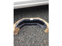"""Trailer Mudguards NEW 8"""" Mud guards Never used To suit and 8"""" or 10"""" wheel"""