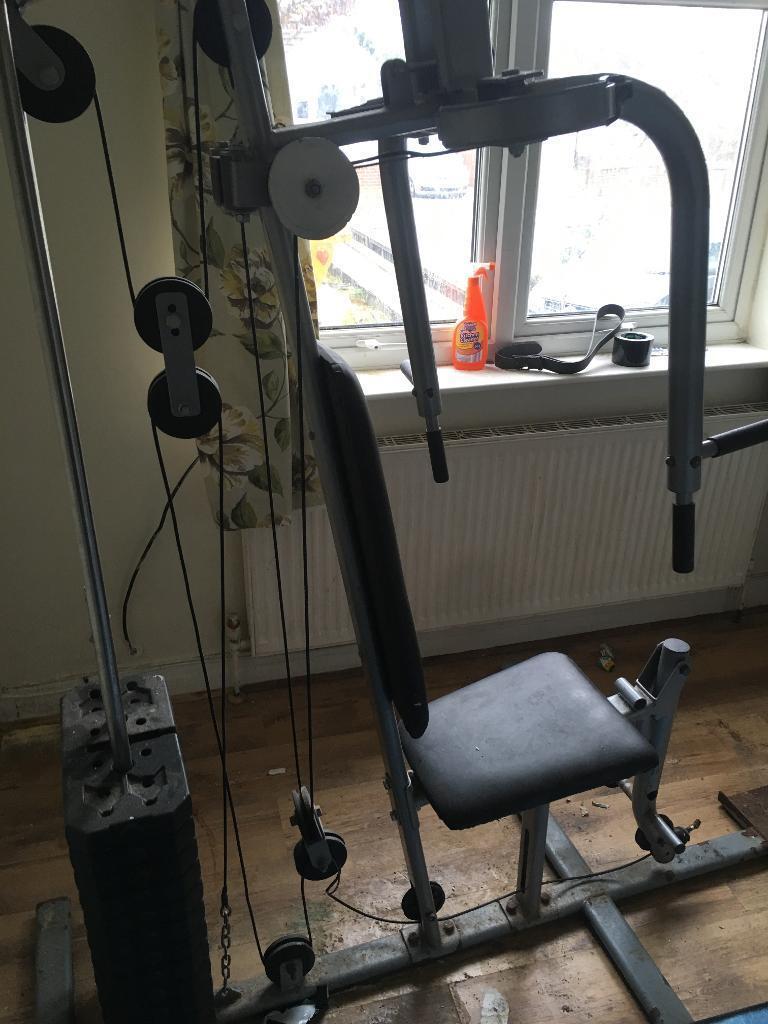 Multi gym Carl Lewis