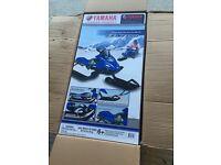 Sledge, Ski Sled, Yamaha FX Nitro - brand new in box