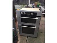 Stainless Steel Hotpoint Oven & Grill