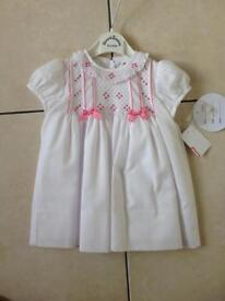 Sara Louise beautiful handmade dress