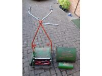 """Qualcast Super Panther 12"""" mower - for spares"""