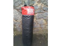 BBE Britania Boxing 4ft hanging punch bag