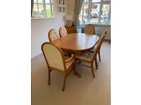 Teak Dining Room Furniture (by Sutcliffe)