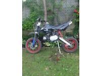 Demon x 125cc Pitbike Bike