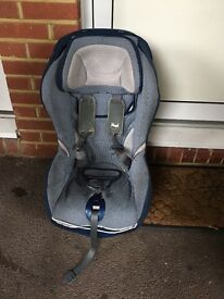 Chicco car seat group 123