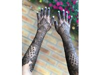 HENNA MEHNDI TATTOO ARTISTS SERVICES - Bridal, Parties & Events