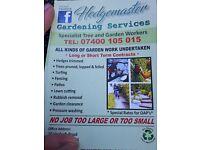 Gardenig services