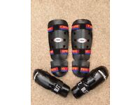 Pads & Mitts for Martial Arts (kids) - EXCELLENT CONDITION