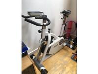 Kettler upright bike bike trainer Racer 1