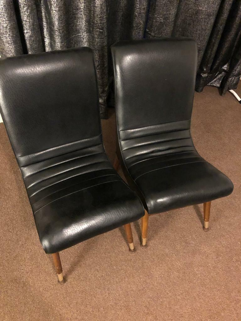 Vintage Leather Chairs 2 Or Can Be Sold Separately