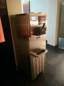 Gelmatic ice cream machine