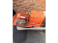 Hydraulic pump & rams