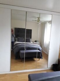2x double rooms in shared house. 5mins to train station m1 a50 a52 driveway garden newly refurbished