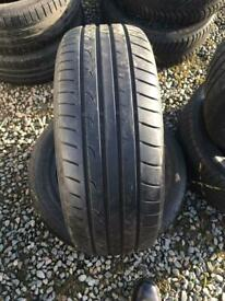 205 55 16 Dunlop matching pair 6mm