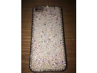 Sparkly diamond iPhone case