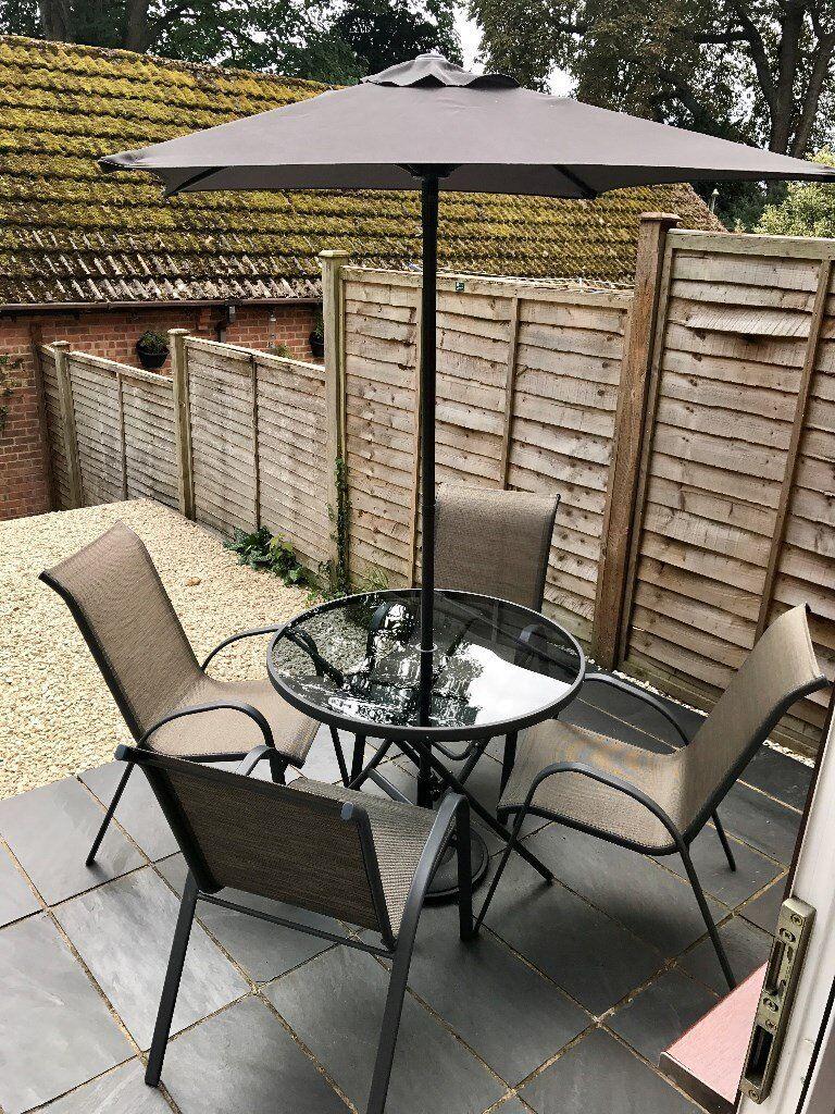 Garden Furniture Gumtree homebase andorra bronze garden furniture set - nearly new | in