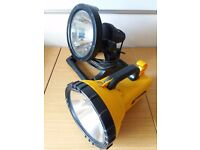 Worklight & Large Torch