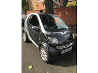 smart fortwo passion scratch edition low milage