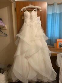 Enchanting by Mon Cherie wedding dress