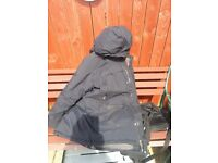 Mens North Face Winter Parker like new xl