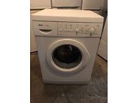 Bosch Classixx 1000 Washing Machine Fully Working with 4 Month Warranty