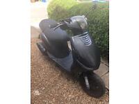 50cc Piaggio Zip , dark grey