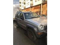 Non-Runner JEEP Cherokee 54 plate