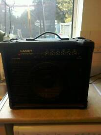 Lanely linebacker reverb 30 amplifier