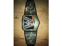 Plastic WWE Kids Championship belt 2013