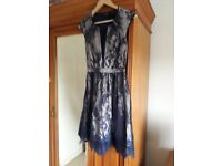 Warehoue wedding or summer party dress