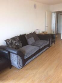 Spacious one bed flat