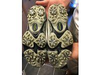 Footjoy DNA boys golf shoes size 3