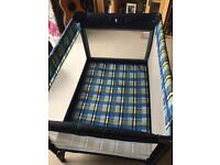 Graco Travel Cot (also serves as a play pen)