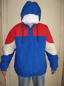 Men's padded jacket - very warm.